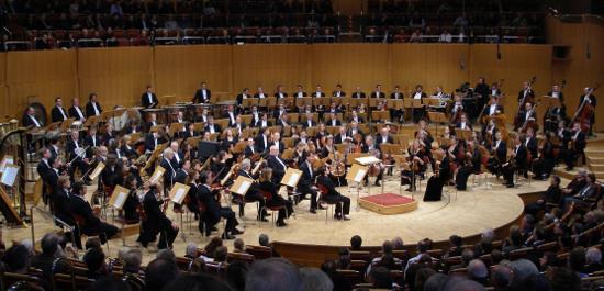 WDR Sinfonieorchester Köln, Copyright: Mischa Salevic