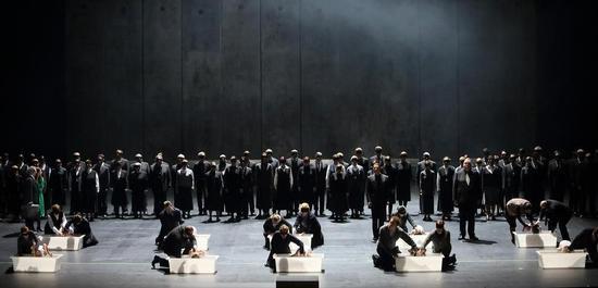 Ensemble, Chor und Statisterie der Bayerischen Staatsoper, Copyright: Wilfried H�sl