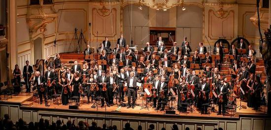 NDR Sinfonieorchester, Copyright: NDR/Marcus Krueger