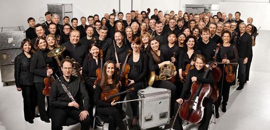 NDR Elbphilharmonie Orchester, Copyright: NDR/Marcus Höhn