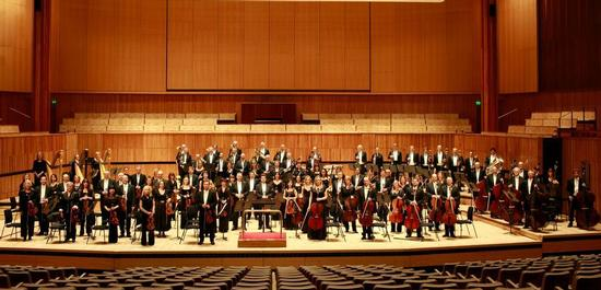 London Philharmonic Orchestra, Copyright: Patrick Harrison