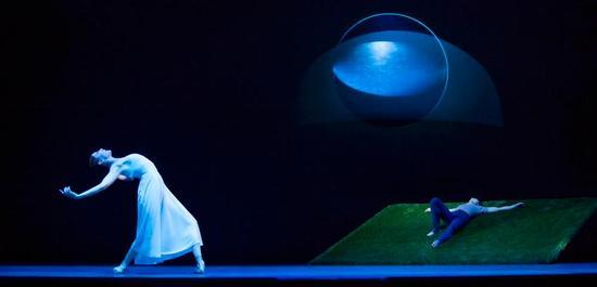 Das Lied von der Erde, Ballett von John Neumeier, Copyright: Kiran West