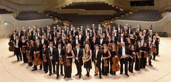 NDR Elbphilharmonie Orchester, Copyright: Michael Zapf