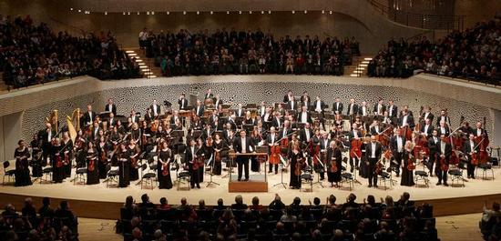 New York Philharmonic / Alan Gilbert, Copyright: Claudia Höhne