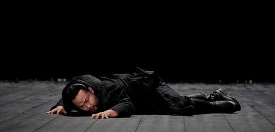 Samuel Youn als Holländer, Copyright: Thomas Jauk