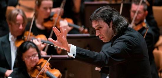 Vladimir Jurowski dirigiert das RSB in der Philharmonie, Copyright: Kai Bienert