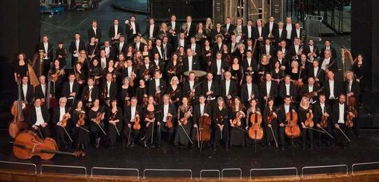Staatsorchester Stuttgart, Copyright: Martin Sigmund