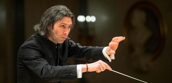 Vladimir Jurowski dirigiert das RSB im Konzerthaus Berlin, Copyright: Bettina Stöß