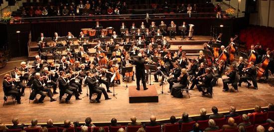 Philharmonisches Orchester Kiel, Copyright: Olaf Struck