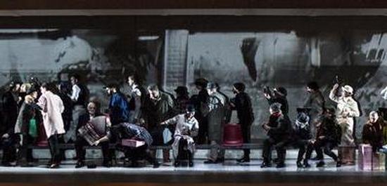 Chor der Oper Köln, Copyright: Bernd Uhlig