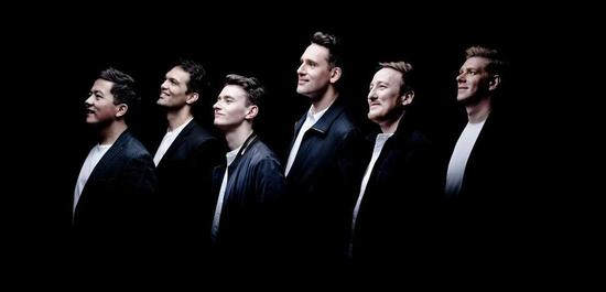 The King's Singers, Copyright: Marco Borggreve