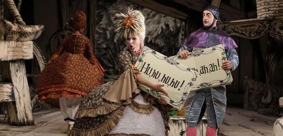 Oper Köln 'Il matrimonio segreto', Copyright: Paul Leclaire