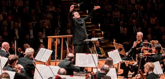 Boston Symphony Orchestra, Andris Nelsons, Copyright: Marco Borggreve