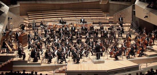 Berliner Symphoniker in der Berliner Philharmonie, Copyright: Berliner Symphoniker