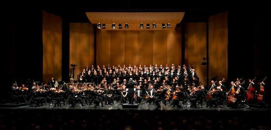 Berliner Philharmoniker, Riccardo Muti, Copyright: Monika Rittershaus