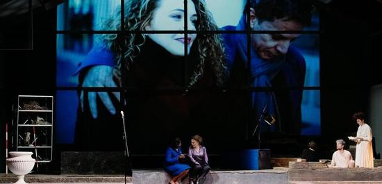 Didon et Enée, remembered - Opéra de Lyon, Copyright: Blandine Soulage