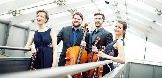 Aris Quartett, Copyright: Simona Bednarek