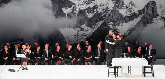 Guillaume Tell/ Rossini - Opera de Lyon (Regie: Tobias Kratzer), Copyright: Stofleth