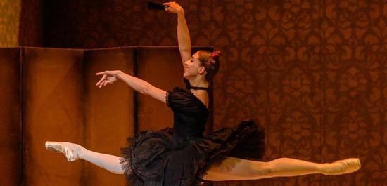 Erste Solistin Virna Toppi als Swanilda, Copyright: Serghei Gherciu