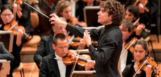 Deutsches Symphonie-Orchester Berlin mit Robin Ticciati in der Berliner Philharmonie, Copyright: Kai Bienert