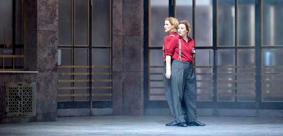 Szenenfoto, Copyright: Staatsoper Wien