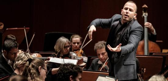 Yannick Nézét-Séguin und das Rotterdam Philharmonic Orchestra, Copyright: Bob Bruyn