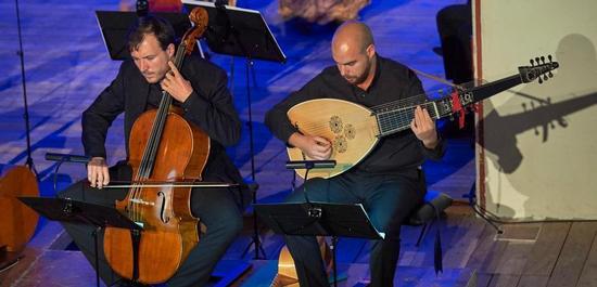 Konzert Wahnsinn, Copyright: Yannick Andrea / Davos Festival