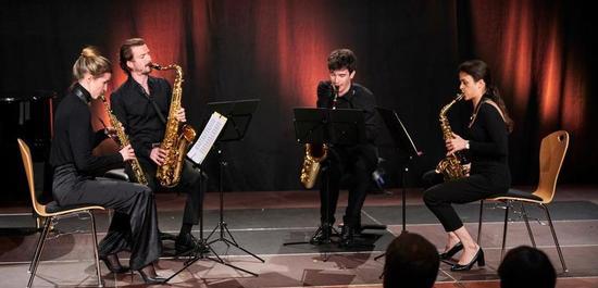 Konzert Gleichgesinnte, Copyright: Yannick Andrea / Davos Festival