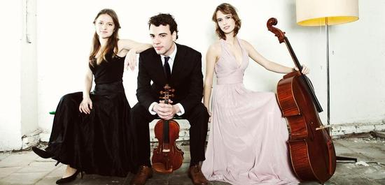 Delta Piano Trio, Copyright: Sarah Wijzenbeek