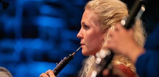 Baltic Sea Philharmonic in Peenemünde, Copyright: Geert Maciejewski