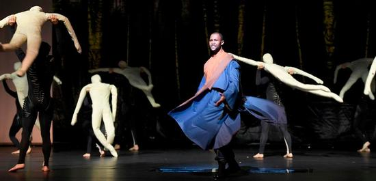 Khanyiso Gwenxane, MiR Dance Company, Copyright: Bettina Stöß