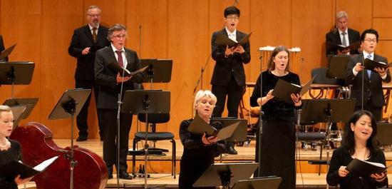Chor des Bayerischen Rundfunks, Copyright: Astrid Ackermann