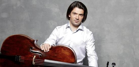 Cellist Gautier Capucon, Copyright: Fabien Monthubert