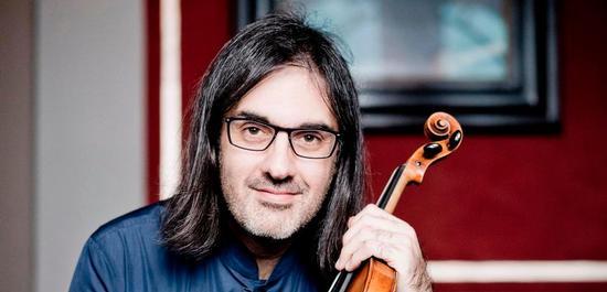 Leonidas Kavakos, Copyright: Marco Borggreve