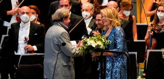 Renée Fleming, Filarmonica della Scala, Copyright: Lukas Beck