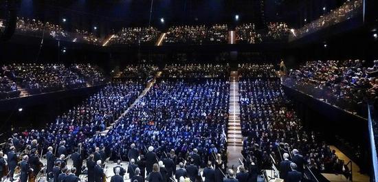 Eröffnung der Isarphilharmonie München, Copyright: Robert Haas