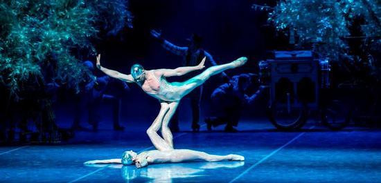 Hamburg Ballett, Sommernachtstraum, Copyright: Kiran West
