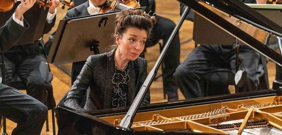 Yulianna Avdeeva mit dem SWR Sinfonieorchester, Copyright: Wiener Konzerthaus