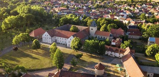 Impressionen von den Kulturtagen Kloster Hedersleben, Copyright: Thorsten Scherz