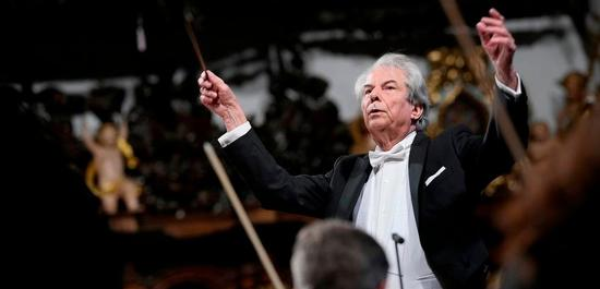 Hartmut Haenchen, Bruckner-Orchester Linz, Copyright: Reinhard Winkler