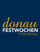 Logo Donau-Festwochen im Strudengau