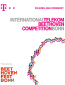 Informationen zu International Telekom Beethoven Competition