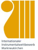 Logo Internationaler Instrumentalwettbewerb Markneukirchen
