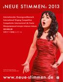 Logo Neue Stimmen - Internationaler Gesangswettbewerb