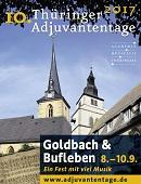 Logo Güldener Herbst - Festival Alter Musik in Thüringen