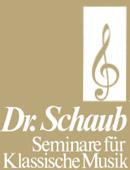 Informationen zu Seminare f�r Klassische Musik Dr. Schaub