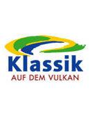 Logo Klassik auf dem Vulkan