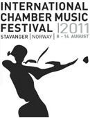 Logo International Chamber Music Festival Stavanger