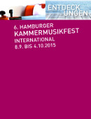 Logo Hamburger Kammermusikfest International