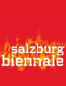 Logo Salzburg Biennale